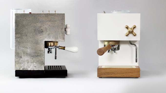 Die Espressomaschine AnZa. (Bild: AnZa)