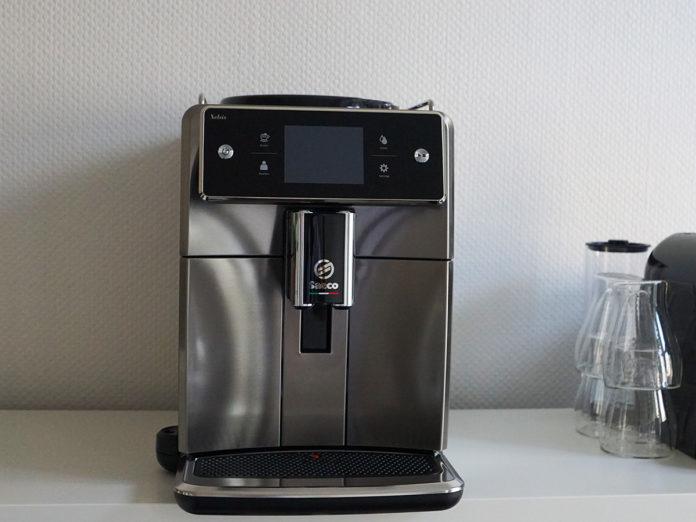 Test: Philips Saeco Xelsis (SM7685/00). (Bild: KaffeePiraten.de)