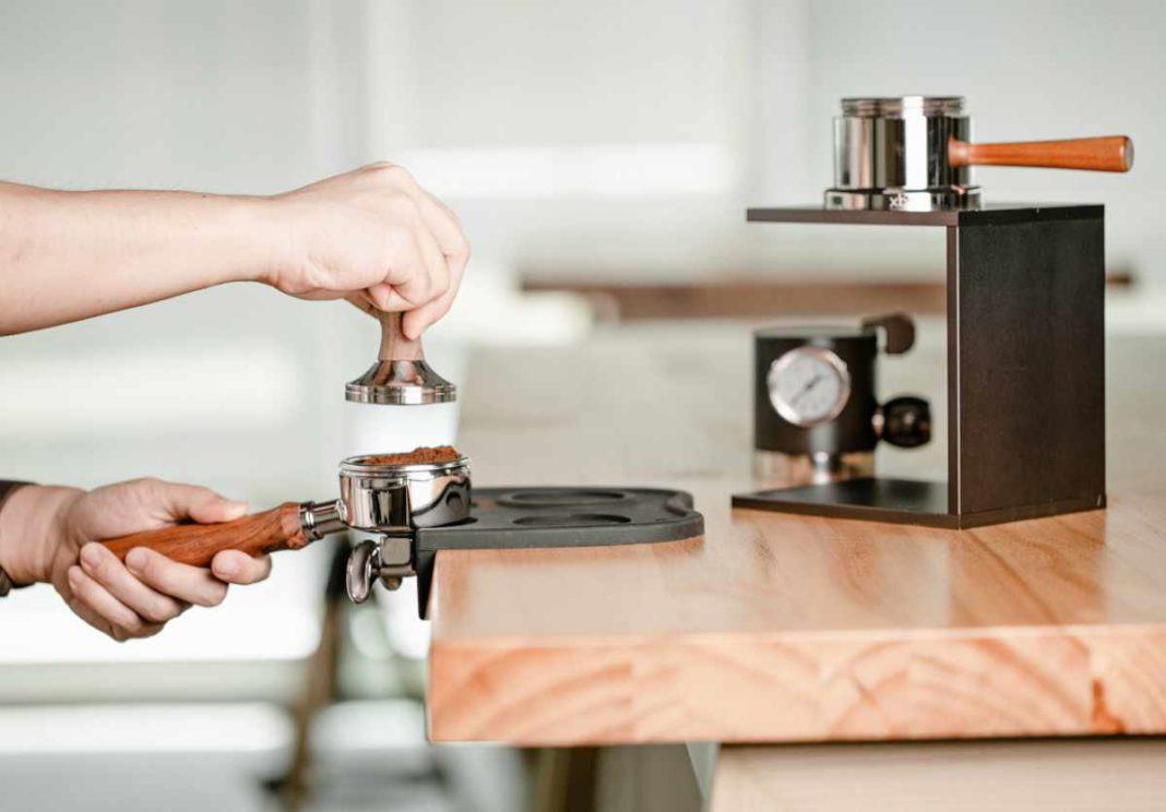 Xbar eine Espressomaschine für Kaffee-Liebhaber. (Bild: Xbar/Kickstarter)